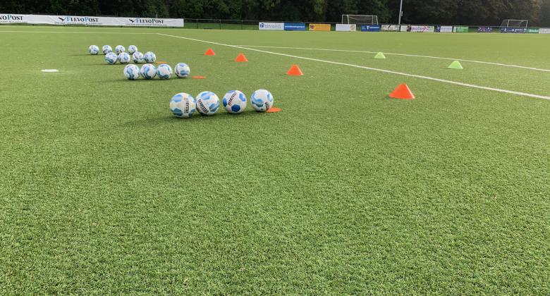 Ballen klaar bij Leren Winnen!