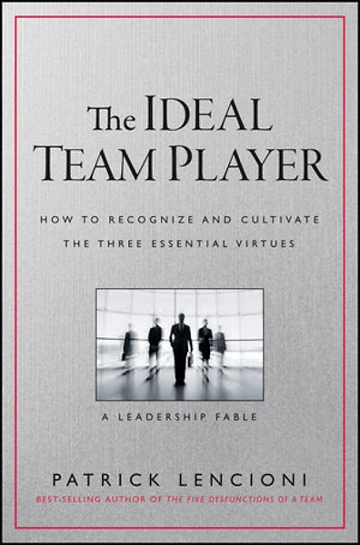 boek the ideal team player